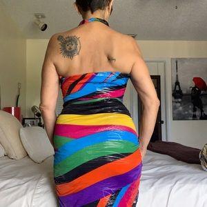 Eien Dresses - Multi colored dress